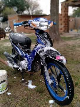 Vendo New crypton 110