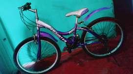 Venta de bicicleta y Scooter Tijera