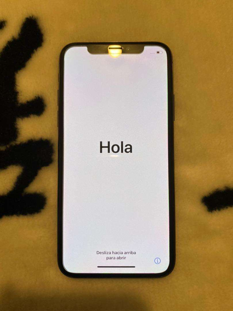 Iphone X 64gb black 0
