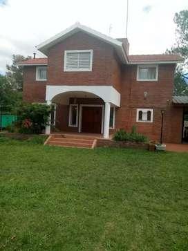 Alquiler temporario en Villa Anisacate con pileta