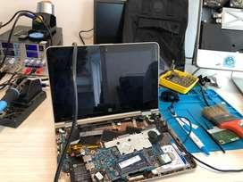 Mantenimiento y reparaciones de tv y portatiles