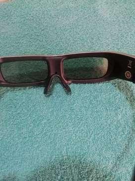 Gafas 3D recargable Panasonic, obturador activo