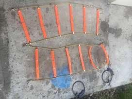 Vendo cadenas para auto Rodado 15