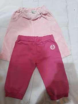 Pantalones 6 meses