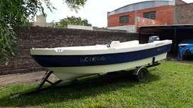 Lancha aquamarine 530