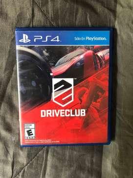 DRIVECLUB PS4 - DLC INCLUÍDO
