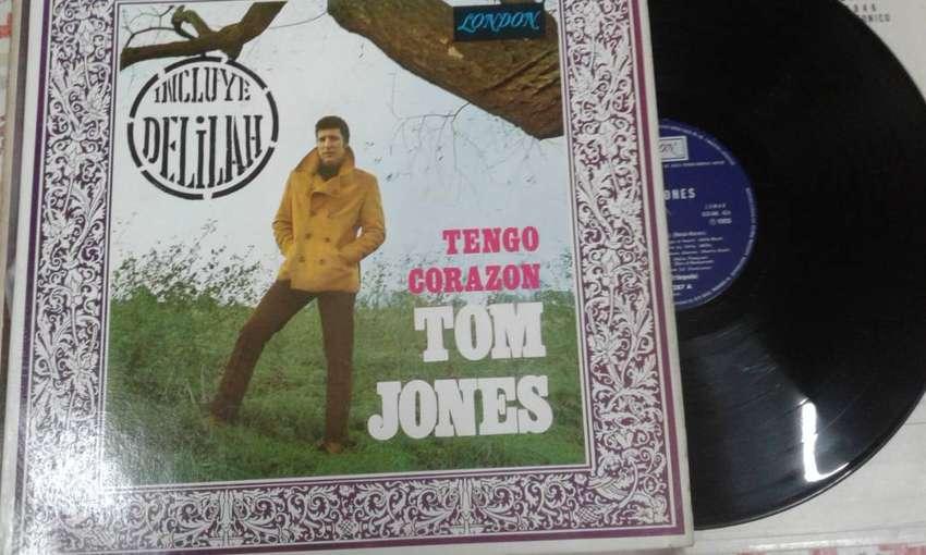 Discos de vinilo LPs Tom Jones/Georges Brassens/Agnaldo Rayol/Mireille Mathieu/Julio Sosa... 0