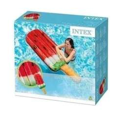 Flotador Inflable Paleta Intex 58751 Colchoneta Piscina
