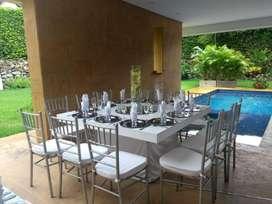 alquiler de mesas king modernas para bodas