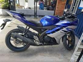 Yamaha YZF-R15 cómo nueva