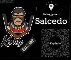 Se requiere contratar un caballero para la barberia Kong Barber Shop, en Salcedo, Provincia de Cotopaxi.