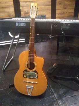 """Guitarra italiana de los 50"""""""