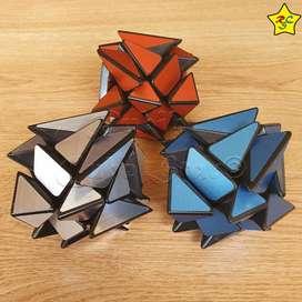 Axis 3x3 Cubo Rubik 3x3 Mirror Moyu Yj Formas Irregulares