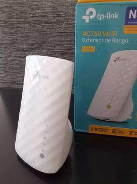 Extensor de WiFi, TP-link AC750