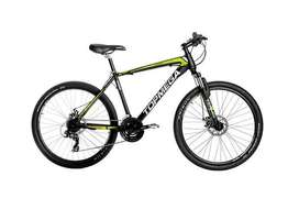 Bicicleta top mega R29 sunshine
