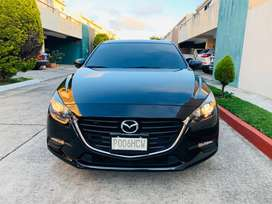 Mazda 3, 2017 Hatchback Impecable