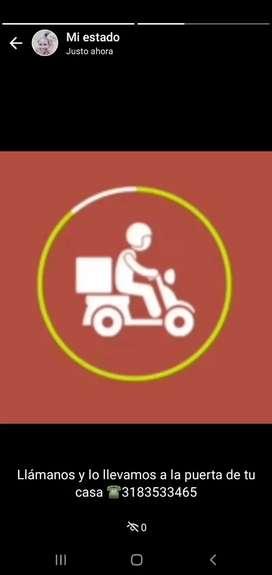 Jalador - domiciliario con moto