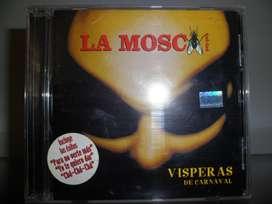 La Mosca vísperas de carnaval cd original