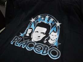 Remera Placebo Gira Latinoamerica 2005