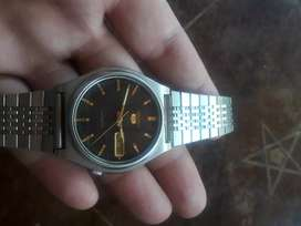Reloj automático Seiko 5