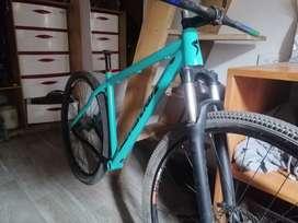 Bicicleta santa cruz 29