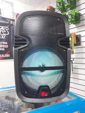 Cabina de 8 pulgadas con potente sonido con domicilio gratis