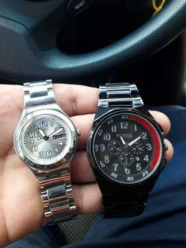 Vendo dos reloj