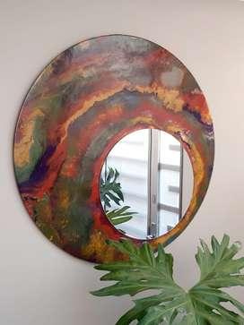 Hermosos espejo