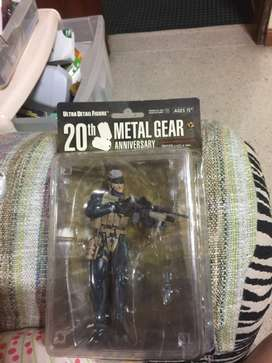 Metal gear solid figura de acccion