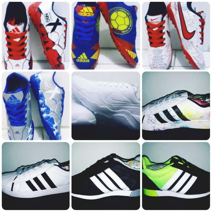 Zapatillas de Fútbol Niños 0