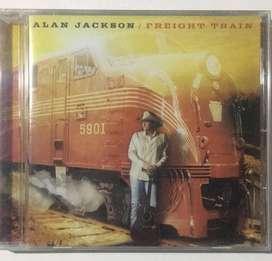 Alan Jackson Cd Freight Train Country