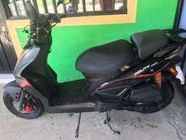 Vendo Agility Naked 125cc libre De Mantenimiento En Exlente Estado Soat 2 Meses De Compardo