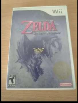 Videojuegos Wii Zelda + Geometry Wars  Galaxies