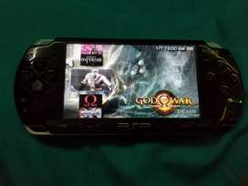 PSP flasheada más juegos