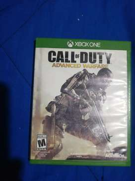 Se vende juego xbox one