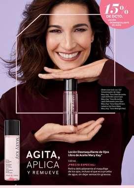 MARY KAY, marca estadunidense los mejores profuctos para el cuidado de la piel