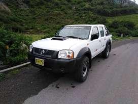 Ocasión vendo Nissan frontier 2012