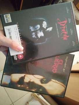 Dracula Y The Crow Dvd Original Usado