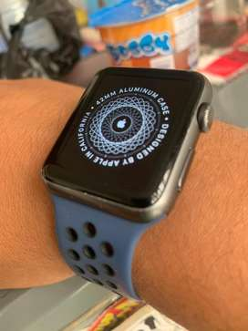 Apple watch series aluminum 42 mm libre de icloud