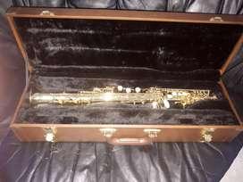 Saxofón Soprano Profesional Al Mejor Precio