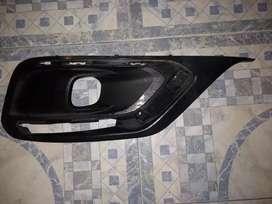 Moldura Peugeot 308 Izq