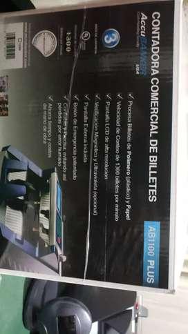 Vendo o cambio Contadora Accubanker AB1100