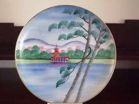 Antiguo plato japonés