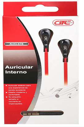 AURICULARES GTC AUG-478 INTERNO