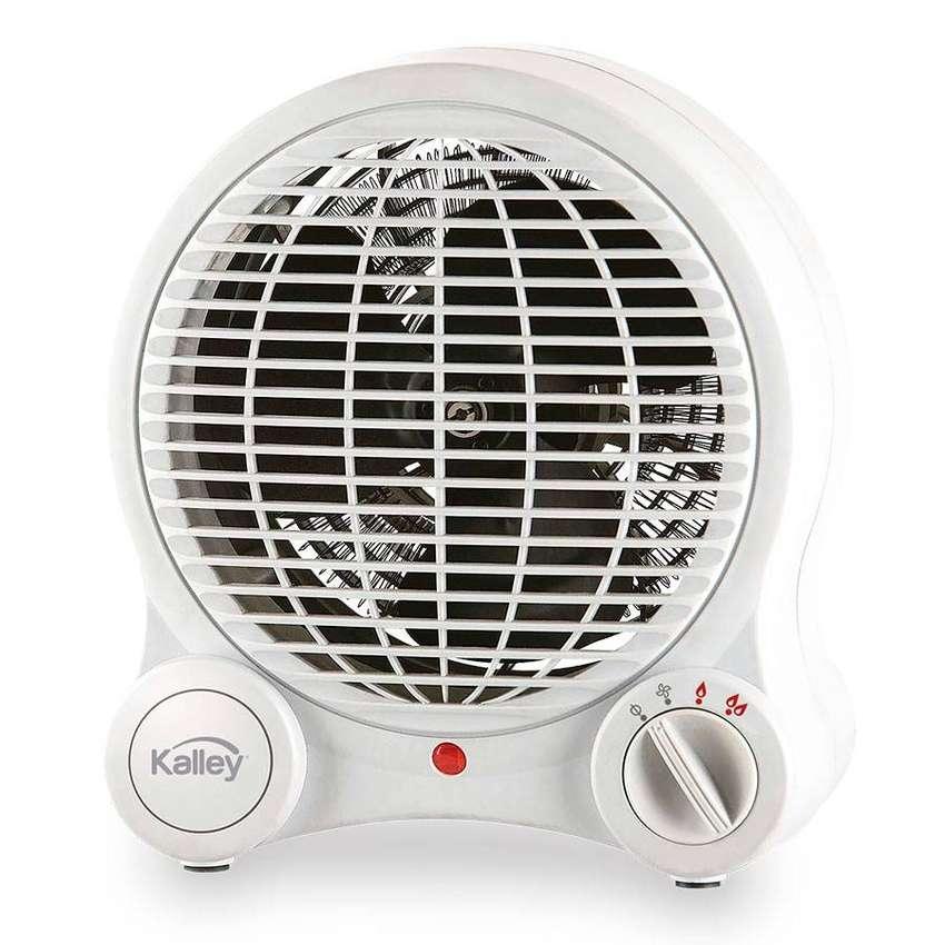 Calefactor Calentador De Ambiente Kalley Kca18 0