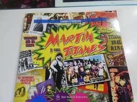 Libro martín y sus titanes