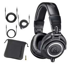 Auriculares Audio-technica M50x
