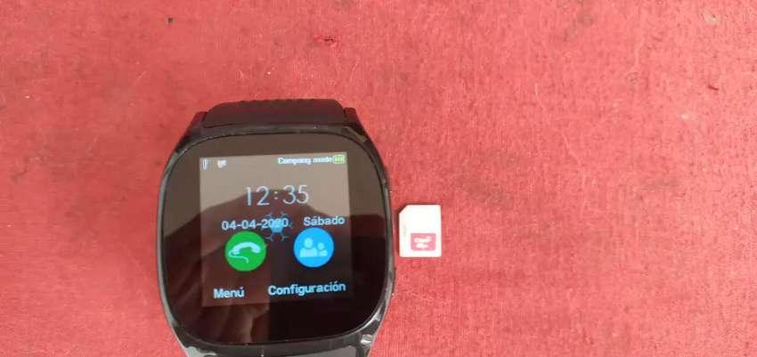 Reloj smart watch 0