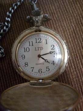 Reloj de Bolsillo Antiguo Japan Movement