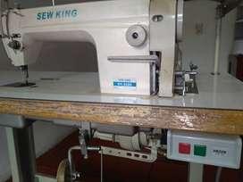 Maquina plana SEW KING 8500